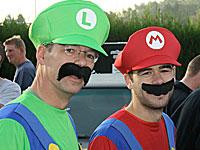 Steve Savage - Super Mario Brothers Gti