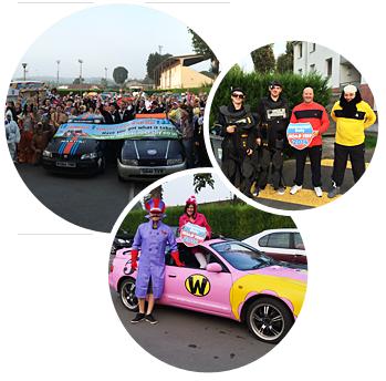 The Motoscape Banger Rally