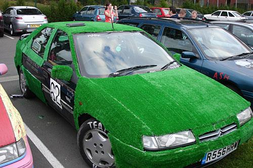 Banger Car