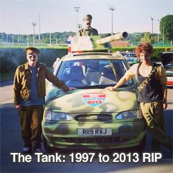 The Tank RIP