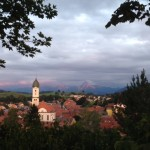 Garmisch area