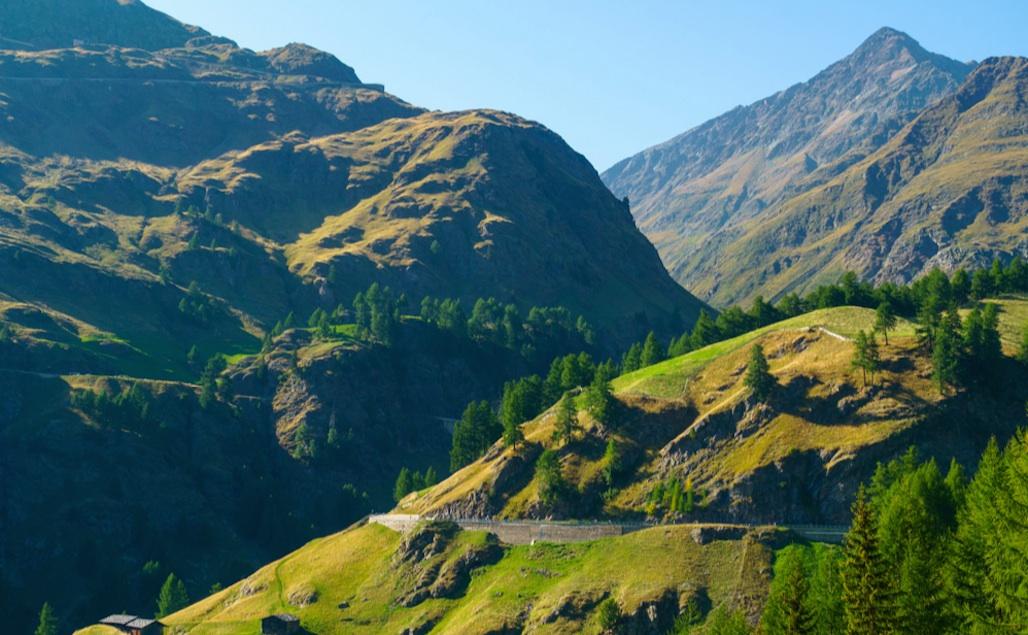 Timmelsjoch Pass