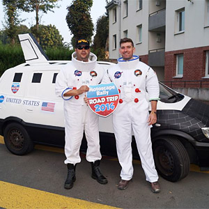 Banger Rally Astronauts, Charity Rally Astronauts