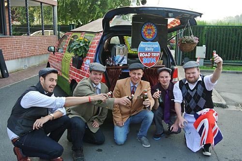 Pub Car