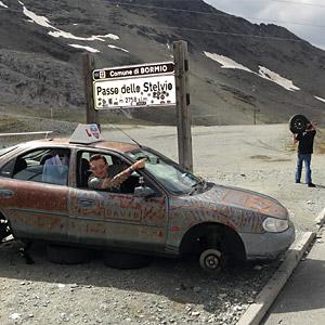 Banger rally Breakdown cover